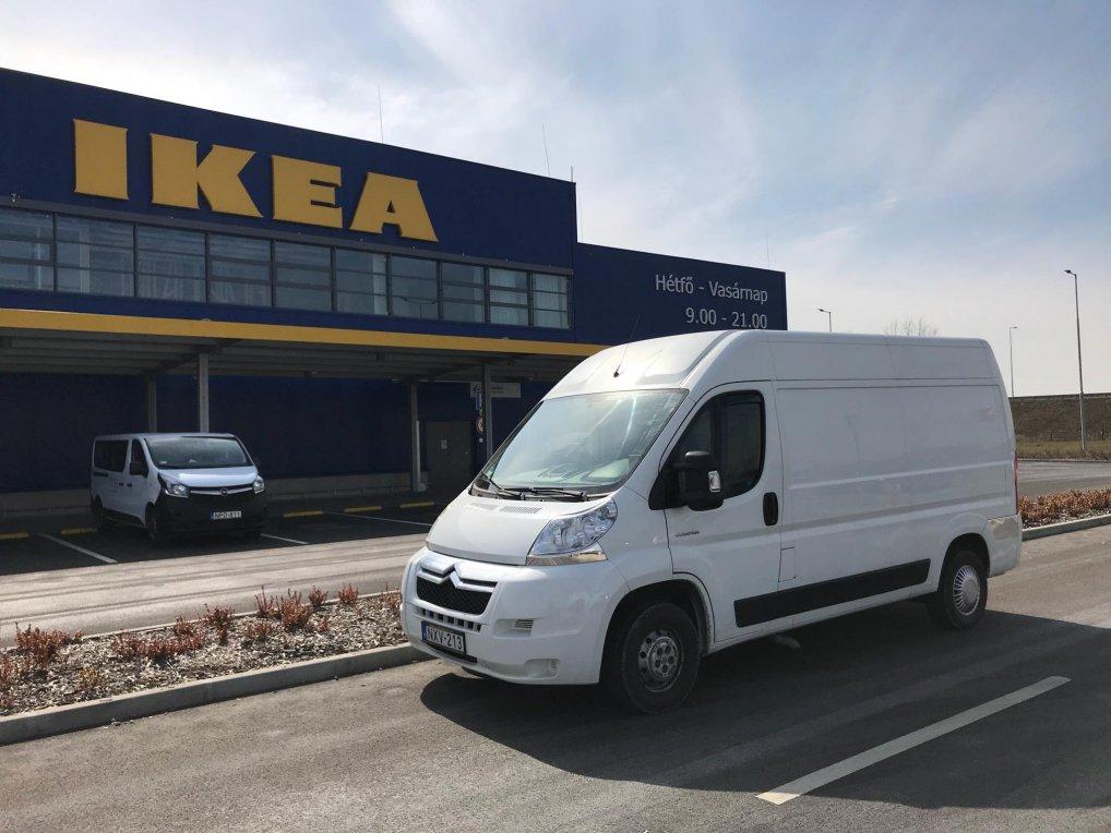 Szegedi házhozszállítás az Ikeából!? Igen, lehetséges!