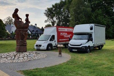 Költöztetés, szállítás Szeged